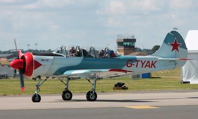 G-TYAK - Private Yakovlev Yak-52