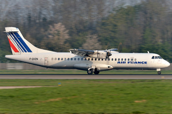 F-GVZN - Air France - Regional ATR 72 (all models)