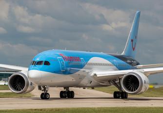 G-TUIE - Thomson/Thomsonfly Boeing 787-8 Dreamliner