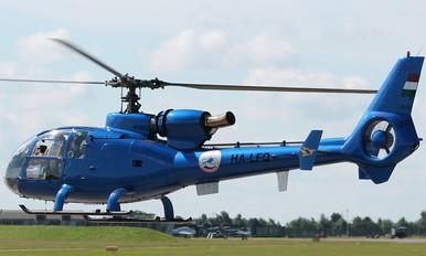 HA-LFQ - Private Aerospatiale SA-341 / 342 Gazelle (all models)