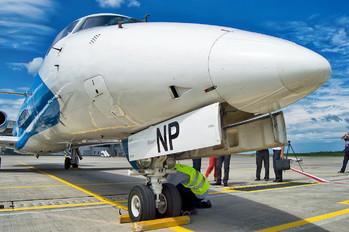 UR-DNP - Dniproavia Embraer EMB-145