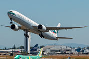 B-KQO - Cathay Pacific Boeing 777-300ER aircraft