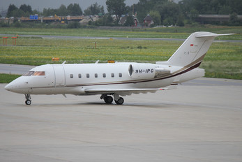 9H-IPG - Nomad Aviation Canadair CL-600 Challenger 604