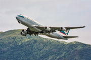 B-HOR - Cathay Pacific Boeing 747-400 aircraft