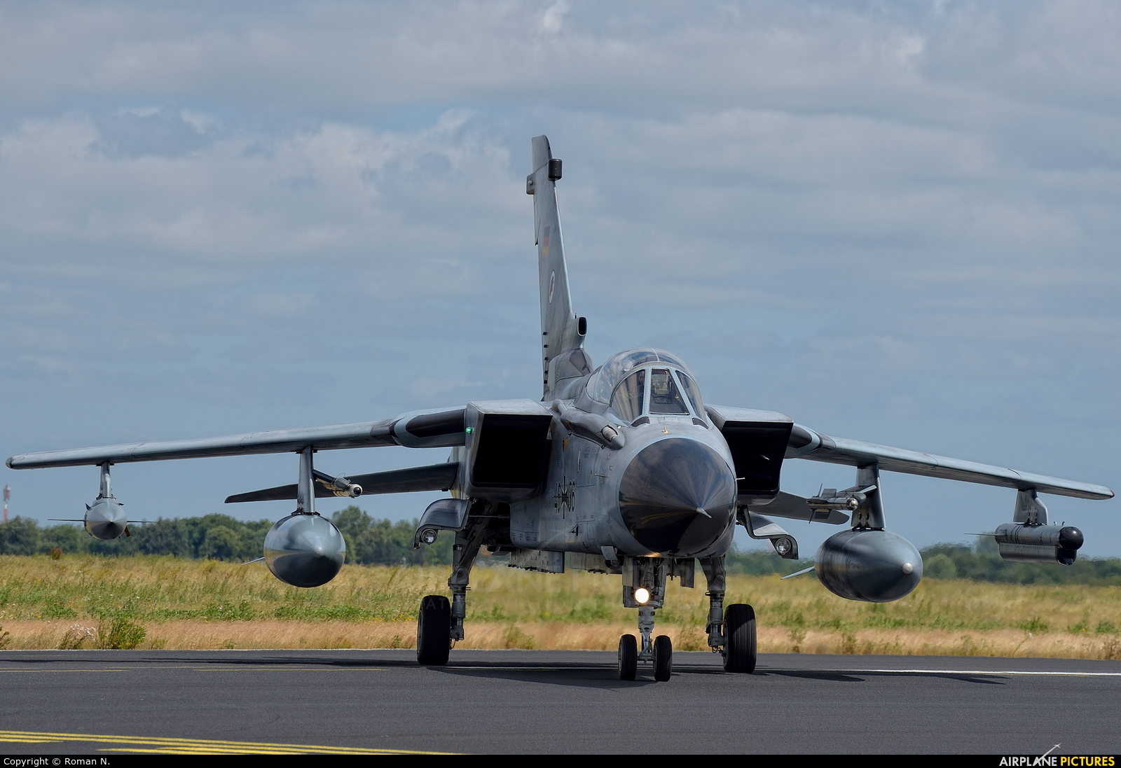 Germany - Air Force 46+36 aircraft at Schleswig-Jagel