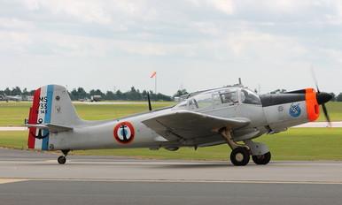 MS733-143 - Private Morane Saulnier MS.733 Alcyon
