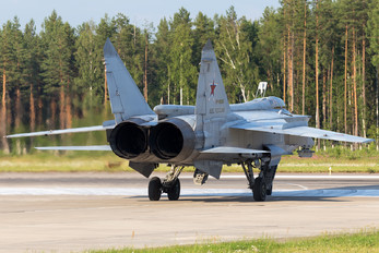 58 - Russia - Air Force Mikoyan-Gurevich MiG-31 (all models)