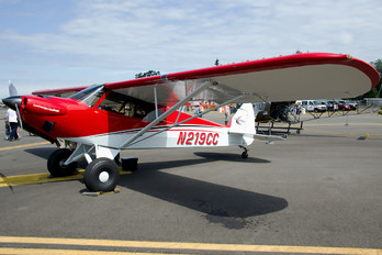 N219CC - Private Cub Crafters Carbon Cub SS