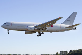 97-2603 - Japan - Air Self Defence Force Boeing KC-767J