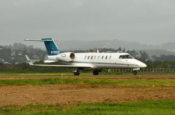 N745KD - Private Learjet 45