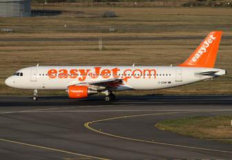 G-EZWF - easyJet Airbus A320