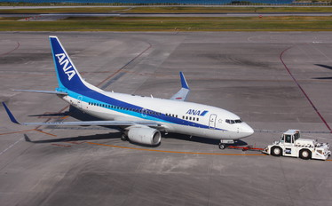 JA16AN - ANA - All Nippon Airways Boeing 737-700
