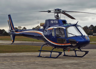 PR-FTS - Private Eurocopter AS350 Ecureuil / Squirrel