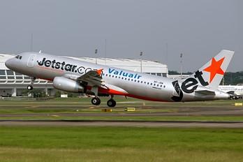 9V-JSN - Jetstar Asia Airbus A320
