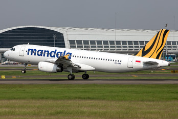 PK-RMN - Mandala Airlines Airbus A320