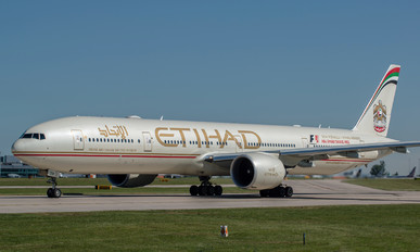 A6-ETP - Etihad Airways Boeing 777-300ER