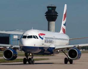 G-EUUN - British Airways Airbus A320
