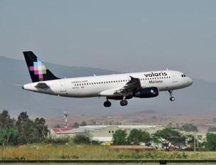 N505VL - Volaris Airbus A320