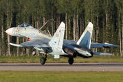 28 - Russia - Air Force Sukhoi Su-27 aircraft
