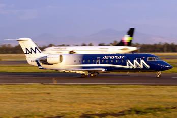 XA-UTF - Aeromar Canadair CL-600 CRJ-200