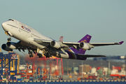 HS-TGG - Thai Airways Boeing 747-400 aircraft