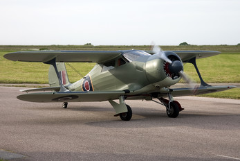 NC16S - Private Beechcraft 17 Staggerwing
