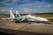 52 - Russia - Air Force Sukhoi Su-27 aircraft