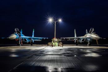 12 - Russia - Air Force Sukhoi Su-27