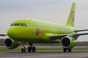 VQ-BDF - S7 Airlines Airbus A320 aircraft