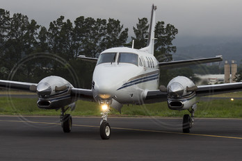 TI-AZI - Private Beechcraft 90 King Air