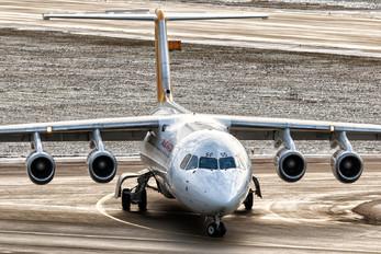 SE-DSO - Malmo Aviation British Aerospace BAe 146-300/Avro RJ100