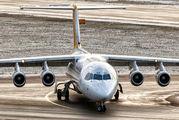 SE-DSO - Malmo Aviation British Aerospace BAe 146-300/Avro RJ100 aircraft