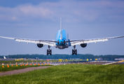 PH-AOA - KLM Airbus A330-200 aircraft