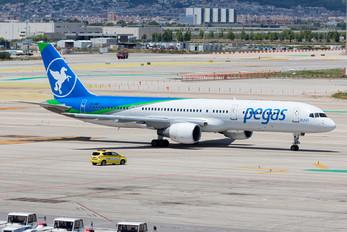 VQ-BBT - Ikar Airlines Boeing 757-200