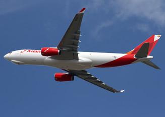F-WWKU - Avianca Cargo Airbus A330-200F