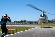 D-HARZ - Portugal - Civil Protection Bell 212 aircraft