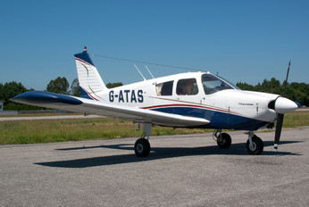 G-ATAS - Private Piper PA-28 Cherokee