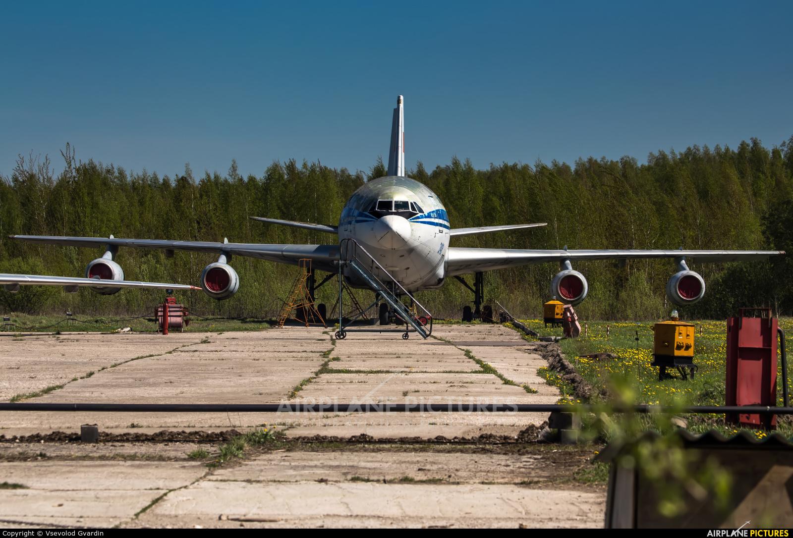 Aeroflot CCCP-86003 aircraft at Moscow - Sheremetyevo