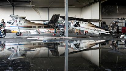 OK-TWR - F-Air Tecnam P92 Echo, JS & Super