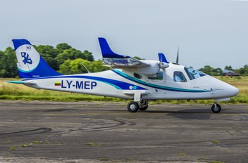 LY-MEP - Baltic Aviation Academy Tecnam P2006T