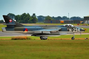 G-KAXF - Stichting Dutch Hawker Hunter Foundation Hawker Hunter F.6