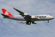 LX-OCV - Cargolux Boeing 747-400F, ERF aircraft
