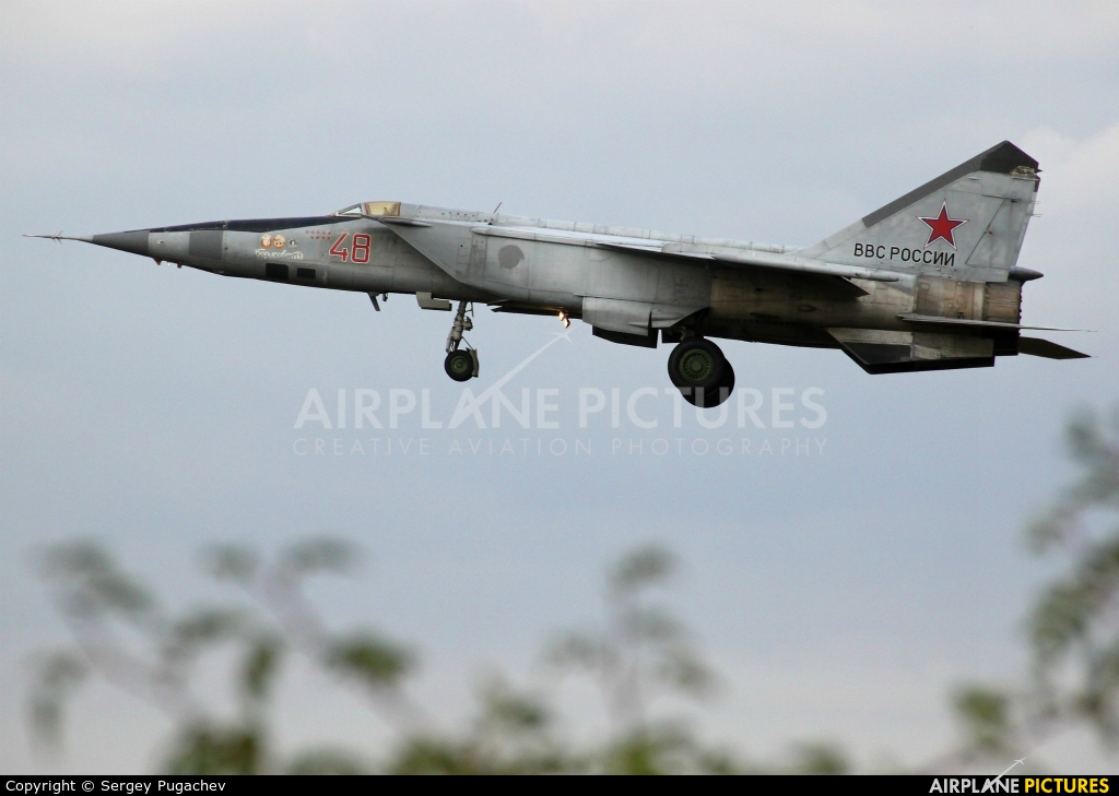 Russia - Air Force 48 aircraft at Voronezh - Baltimor