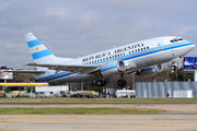 Ex. Aerolineas Argentinas 737-500 for the President of Argentina title=