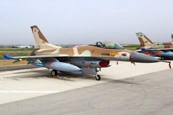 384 - Israel - Defence Force General Dynamics F-16C Barak