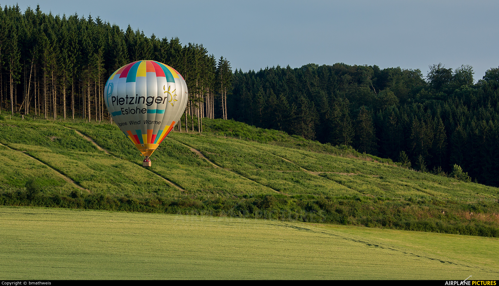 Private D-OIPE aircraft at In Flight - Germany