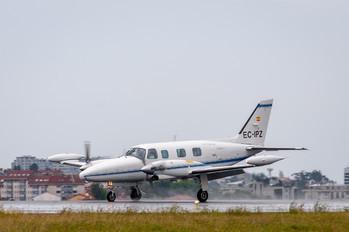 EC-IPZ - Private Piper PA-31T Cheyenne