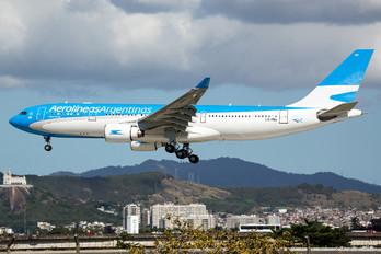 LV-FNJ - Aerolineas Argentinas Airbus A330-200