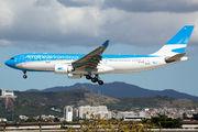 LV-FNJ - Aerolineas Argentinas Airbus A330-200 aircraft