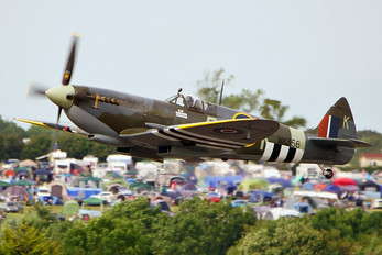"MK356 - Royal Air Force ""Battle of Britain Memorial Flight"" Supermarine Spitfire LF.IXc"